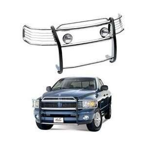 Westin 43 1570 Sportsman Chrome Truck Grill Guards   D Cab Automotive