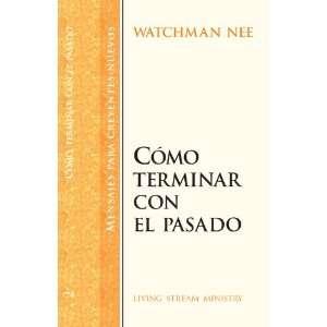 nuevos: (02) Como terminar con el (9780736300872): Watchman Nee: Books