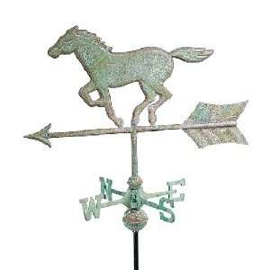 Good Directions Horse Cottage Style Weathervane Patio, Lawn & Garden