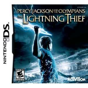 Percy Jackson   The Lightning Thief: Video Games