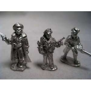 28mm Thrilling Tales (Pulp): Very Private Army Assault