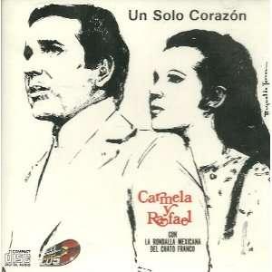 Un Solo Corazon~Con La Rondalla Mexicana Del Chato Franco