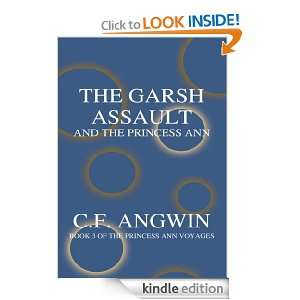 GARSH ASSAULT AND THE PRINCESS ANN BOOK 3 OF THE PRINCESS ANN VOYAGES