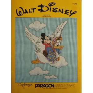 Walt Disney Characters for Cross Stitch  Home & Kitchen