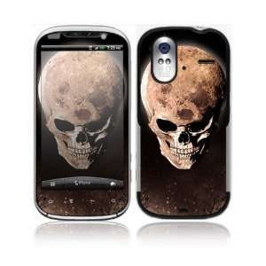 Bad Moon Rising Decorative Skin Cover Decal Sticker for HTC Amaze 4G