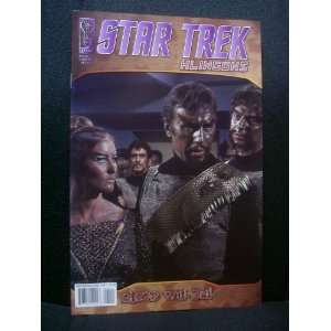 Star Trek: Klingons   Blood Will Tell #4: Scott Tipton: Books