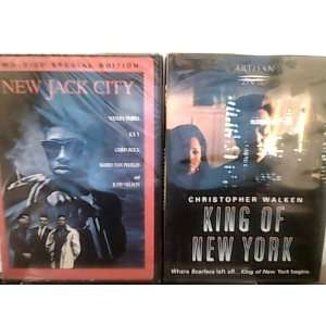 King of New York / New Jack City 2 Dvd Set Everything