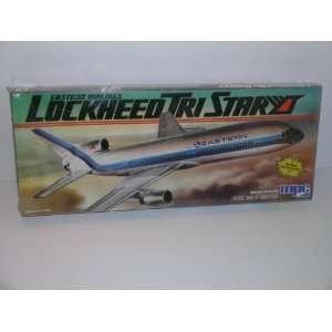 Eastern Airlines Lockheed Tri Star   Plastic Model Kit