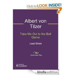 Take Me Out to the Ball Game Sheet Music (Lead Sheet) Albert von