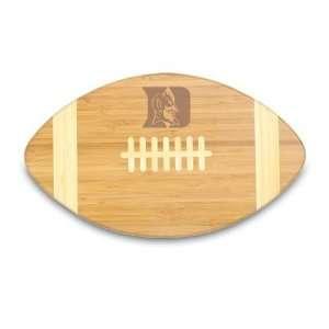 Duke Blue Devils Touchdown Cutting Board