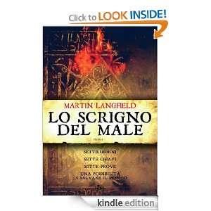 Lo scrigno del male (Narrativa Nord) (Italian Edition) Martin