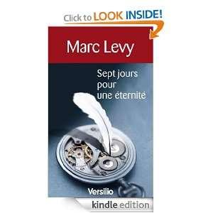 Sept jours pour une éternité (Litterature) (French Edition) [Kindle