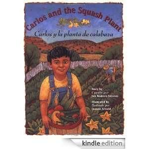 Squash Plant / Carlos y la planta de calabaza (Multilingual Edition