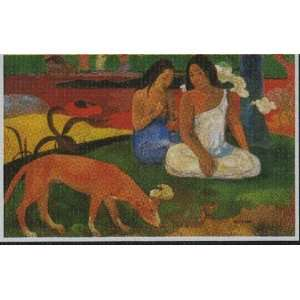 Paul Gauguin Area Area Jigsaw Puzzle 1000pc Toys & Games