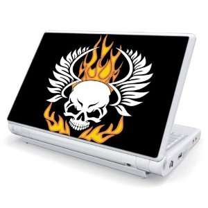 Flame Skull Decorative Skin Cover Decal Sticker for MSI Wind
