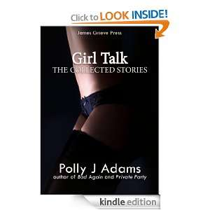 Girl Talk: A collection of four Girls Club stories: Polly J Adams