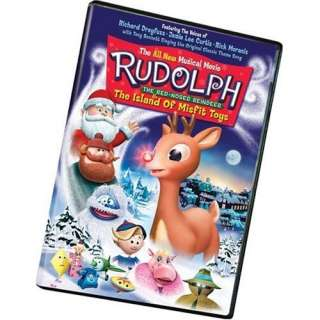 Rudolph the Red Nosed Reindeer & the Island of Misfit Toys