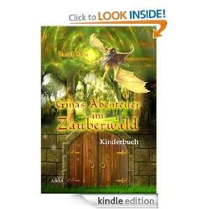 Ginas Abenteuer im Zauberwald (German Edition) Daniel Aden