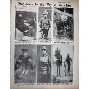 1915 WW1 British Soldier  African Iron Cross Hun Home & Kitchen