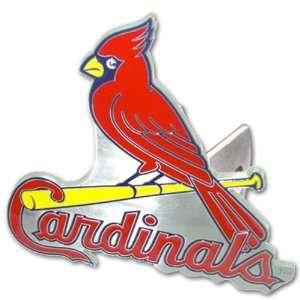 St. Louis Cardinals Hitch Cover Automotive
