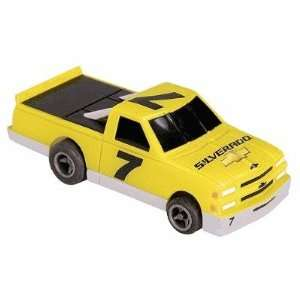 Life Like HO Scale Fast Tracker Slot Car   Chevy Silverado