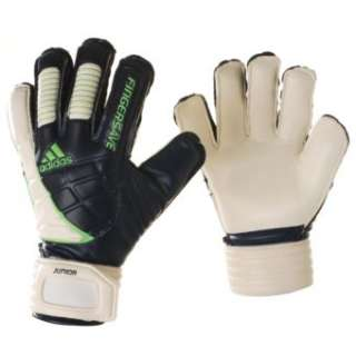 adidas Fingersave Goalkeeper Gloves (Junior), Goalkeeper, Equipment