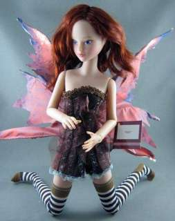 Wish Fairy Amy Brown Ashton Drake Collectible Fairie Doll Limted