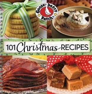 101 Christmas Recipes by Gooseberry Patch   Reviews, Description