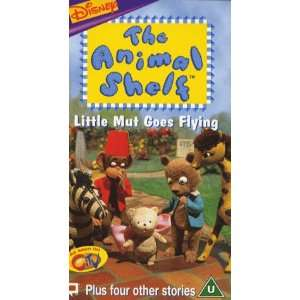 Animal Shelf   Lile Mu Goes Flying [VHS] Marc Donao, Chrisopher