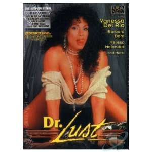 Doctor Lust [VHS] Vanessa Del Rio, Barbara Dare, Keli Richards