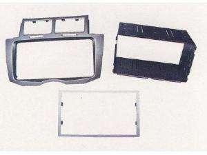 ADN AUTO   Kit double din pour Toyota Yaris ap 2009   Argent 135962
