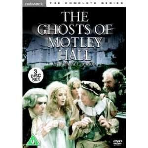 The Ghosts Of Motley Hall [1976] [DVD] .co.uk Freddie Jones