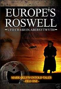OPES ROSWELL  UFO CRASH IN OPE NEW DVD MUST SEE!