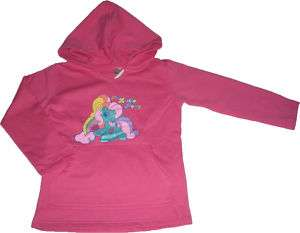 NWT My Little Pony Hoodie Long Top Shirt Tee 3Y 7Y