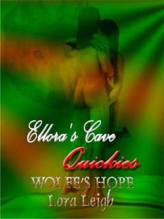 Wolfes Hope (Wolf Breeds, Lora Leigh