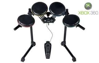 ION Drum Rocker Core Drum Set Rock Band 1 2 Xbox 360