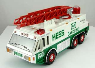 Vehicles 1989 White Aerial Ladder Fire Truck 1996 Emergency Vehicle