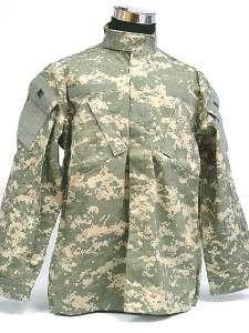 Digital Camo ACU Tru Spec Propper TRU Shirt Medium regular