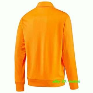 ADIDAS GRUN FIREBIRD TRACK TOP JACKET Gold Yellow White europa new L