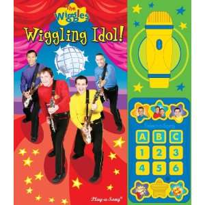 The Wiggles: Wiggling Idol! [With Removable Microphone