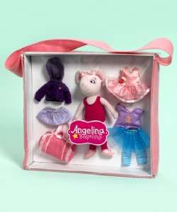 Madame Alexander Angelina Ballerina 9 Cloth Doll Carrying Case