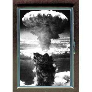 ATOMIC BOMB NUCLEAR MUSHROOM CLOUD ID Holder, Cigarette