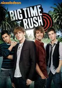 Big Time Rush Season One, Vol. 1 DVD, 2011, 2 Disc Set 097360770247