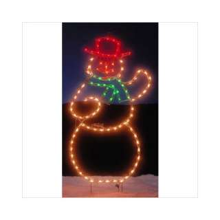 ... Holiday Lighting Specialists Small Snowman Outdoor Light ...  sc 1 st  PopScreen & Holiday Lighting Specialists Angel Arch Outdoor Light Display