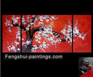 Shui Painting, Cherry Blossom Painting, Cherry Blossom Tree Painting