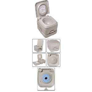 2.8 Gallon Portable Camping Toilet Outdoor Flush Potty Baby