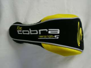 King Cobra Transition S Hybrid Headcover 3 Golf Club Cover New
