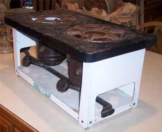 Antique Boss Kerosene Cook Stove
