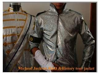 Michael Jackson PERFORMANCE Military Jacket  Pro Series