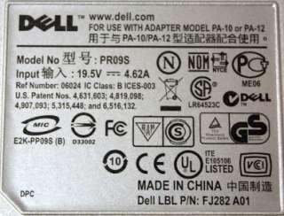 New OEM Dell Latitude D420 D430 Media Base with DVDRW Drive PR09S